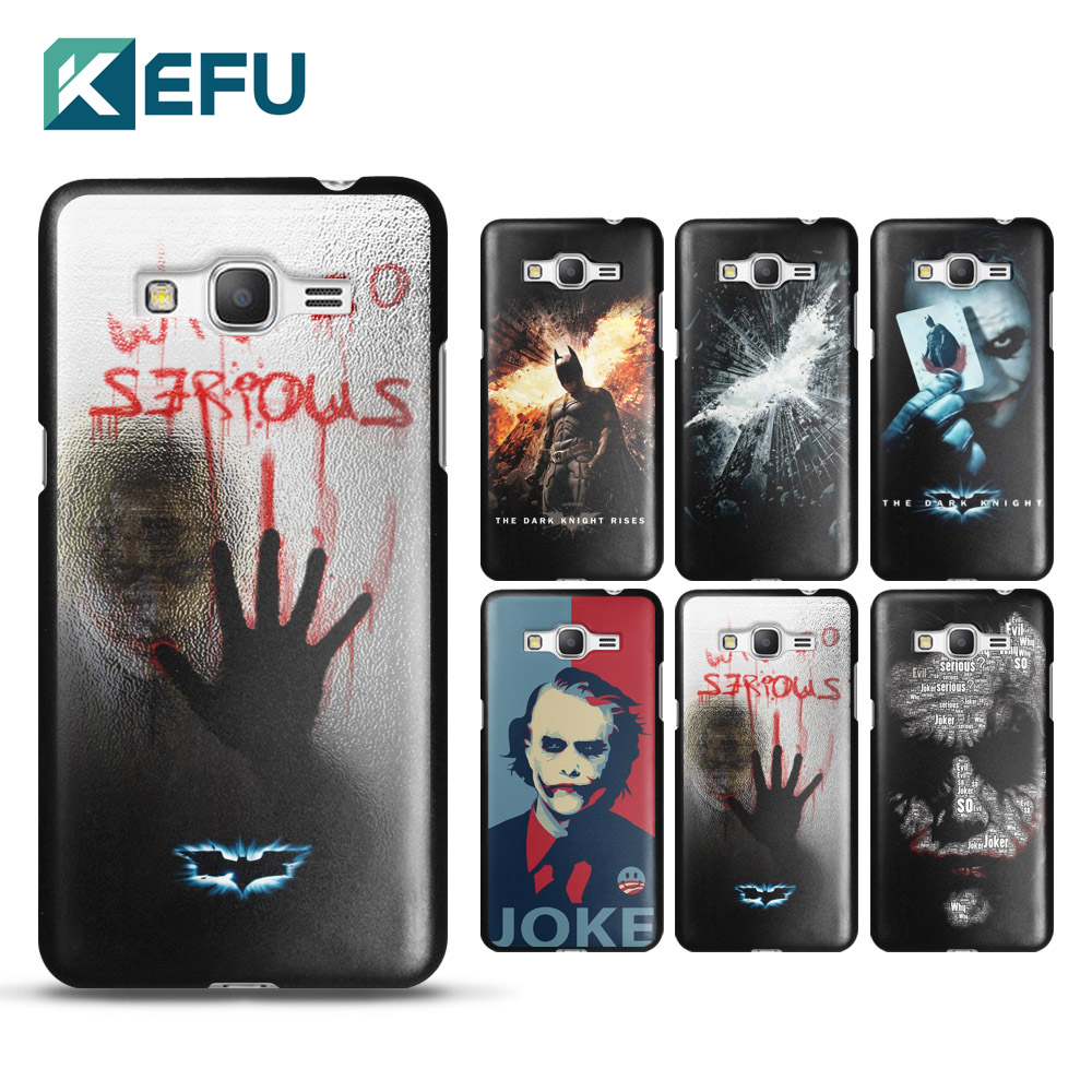 Grand prime G530 case for fundas Samsung Galaxy Grand Prime Joker Batman PC G531 cover for coque Samsung Galaxy Grand Prime case