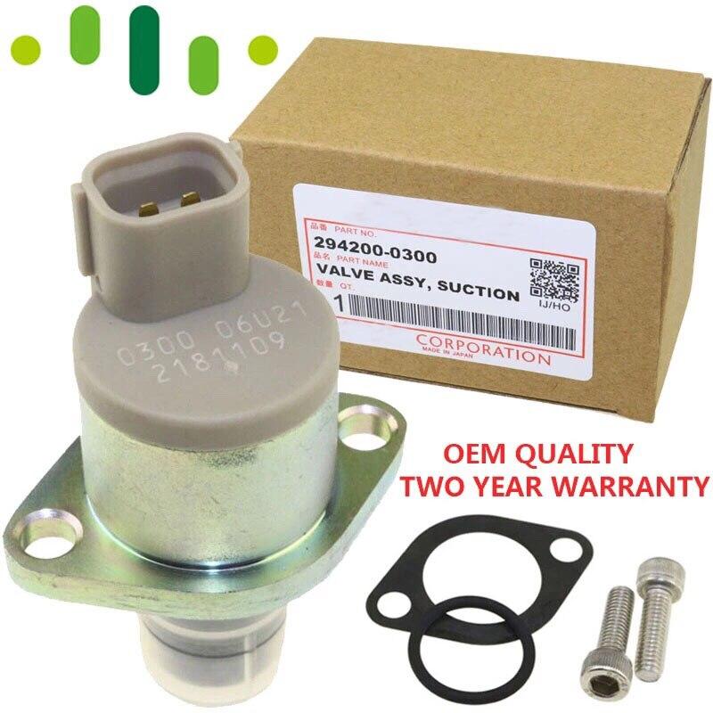 منظم مضخة الوقود وحدة التحكم في صمام الشفط لـ لكزس IS Toyota 2.0 2.2 D-4D D4D 294200-0300 294200-0301 294200-02541-M