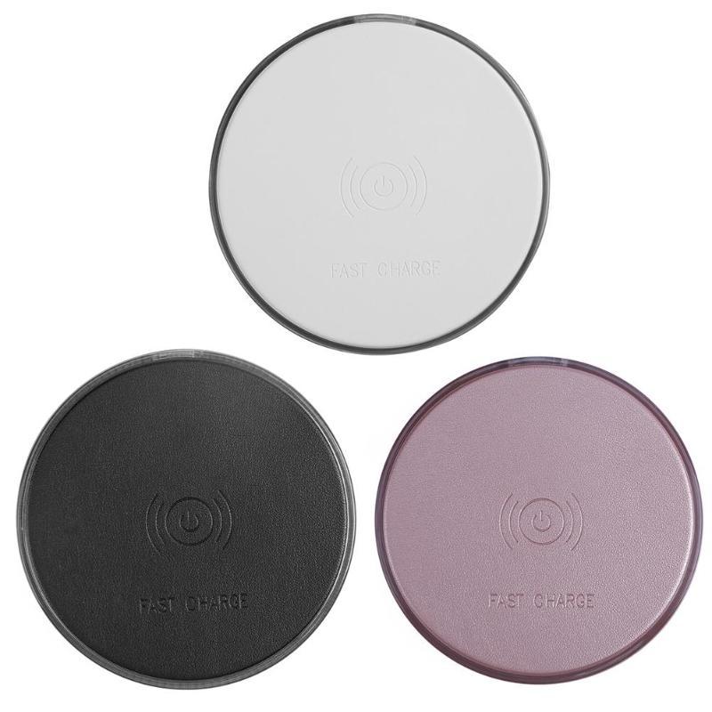 Alloet 1pcs QC2 0 3 0 Qi Wireless Fast Charging font b Charger b font For