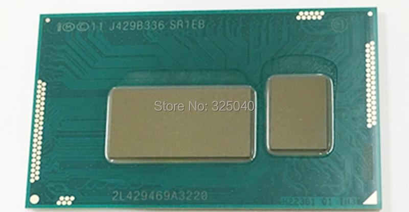 Free shipping 100% new original i7-4510U SR1EB BGA CPU well working in stock free shipping n2840 sr1yj 100% new original bga cpu in stock well working can be directly order