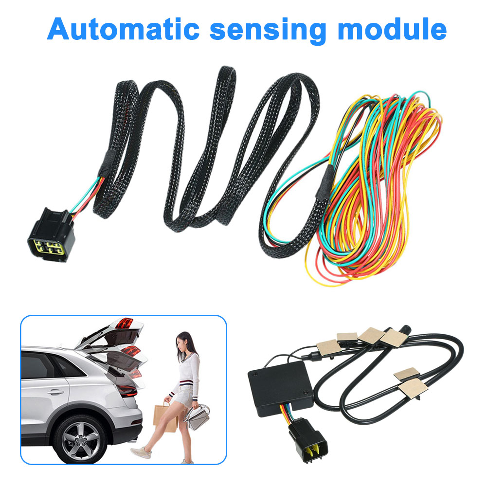 2019 Easy Opening System Trunk Open Foot Sensor Module Smart Auto Tail Gate Lift CSL882019 Easy Opening System Trunk Open Foot Sensor Module Smart Auto Tail Gate Lift CSL88