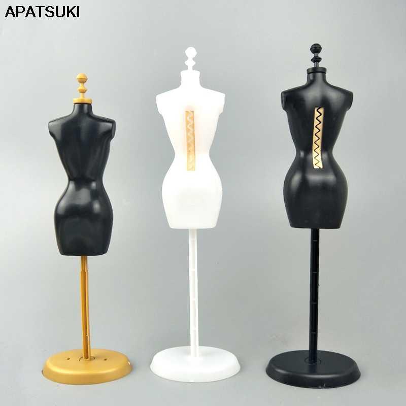 Schwarz Display Halter Kleid Kleidung Schaufensterpuppe Modell stehen für