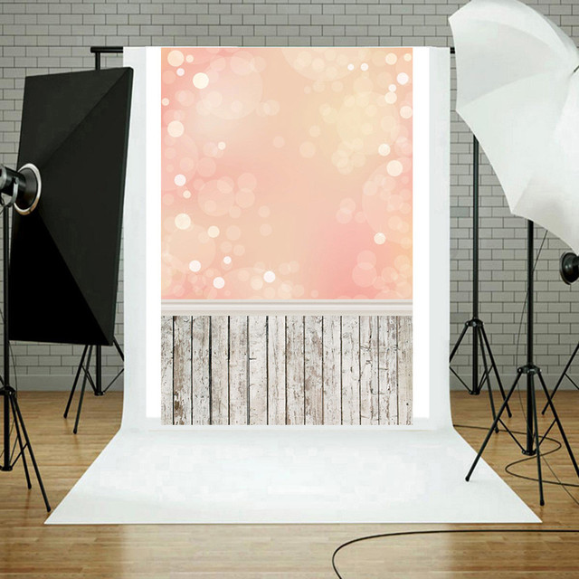 Diy Lover Dreamlike Glitter Haloes Photography Background Studio