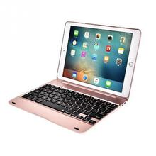 For IPad Pro 9 7 Air 2 Backlit Clamshell type Wireless Keyboard Case ABS Stand Smart