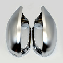 Чехлы для боковых крыльев и зеркал audi a6 s6 c7 4g серебристые