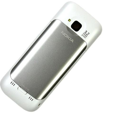 C5 Nokia C5-00 Original Unlocked mobile phone 3MP/5MP Camera 3G GPS Bluetooth FM C5-00 cell phone Cheap Phone Frees hipping Karachi