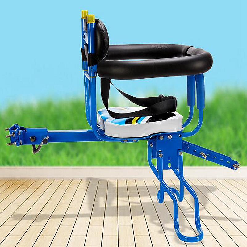 2018 Time-limited Hot Sale Baby Chair Children Bicycle Seats Electric Mountain Bike Front Baby Seat Belt Quick Release Chair children bicycle baby mountain bike girl baby walker page 7