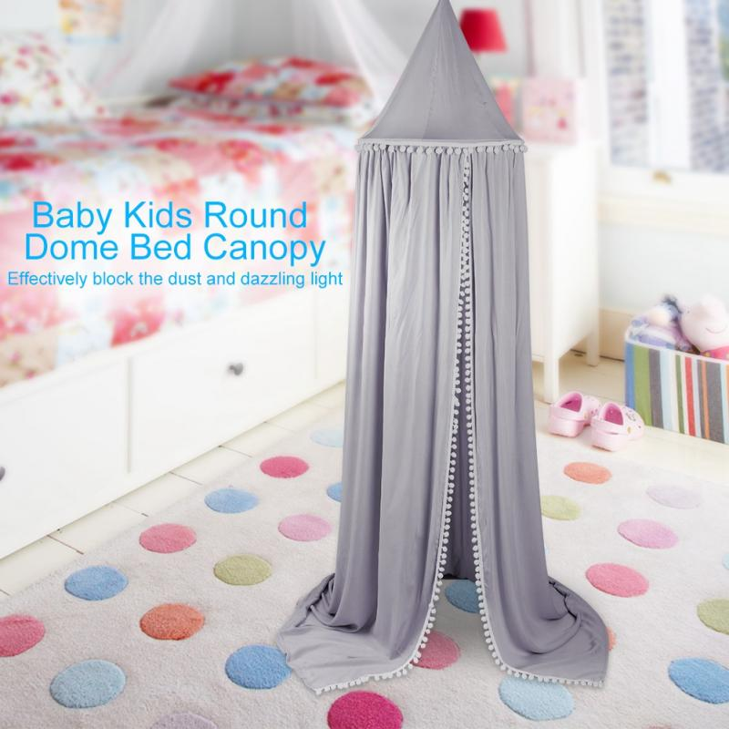 Cotton Round  Canopy for Kids Room Best Children's Lighting & Home Decor Online Store