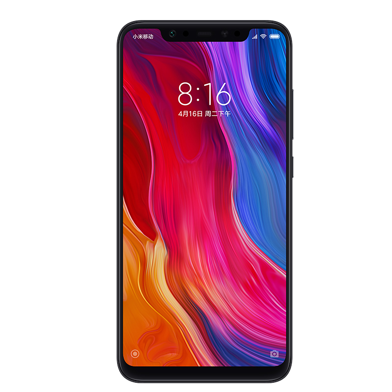 """Image 4 - Global Rom Xiaomi Mi 8 8GB 128GB Snapdragon 845 Octa Core 6.21"""" 1080P AMOLED Full Screen Smartphone Dual Camera 20MP-in Cellphones from Cellphones & Telecommunications"""