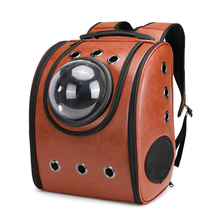 High Quality Astronaut Capsule Breathable Pet Cat Puppy Travel Bag Space Backpack Carrier Bags