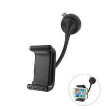 Multifunctional Blue-tooth Windshield Cell Phone Holder Mount Stand Hand-free Calling with Strong Suction Cup(China)