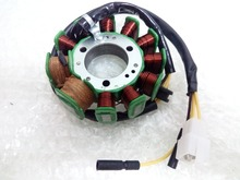 Magneto Stator 11 Coil Pole for CH125 CF150 Engine ATV Motorcycle Parts