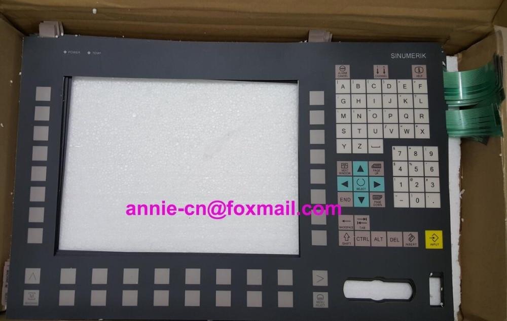 ФОТО IS NEW  6FC5203-0AF02-0AA1(OP012 )  MEMBRANE KEYPAD