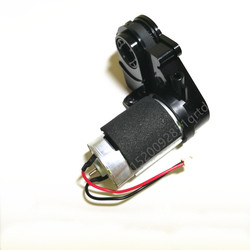 Main roller brush motor for Ecovacs DEEBOT N79S DEEBOT N79 Robotic Vacuum Cleaner Parts replacement