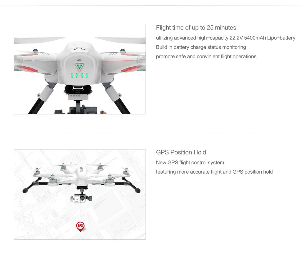 dji phantom2 Walkera TALI H500 Perfect one-stop FPV Drone RTF Hexrcopter with G-3D Gimbal iLook+ Camera IMAX B6 Charger Transmitter