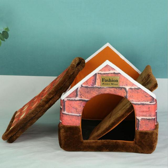 Detachable and foldable House for Pet
