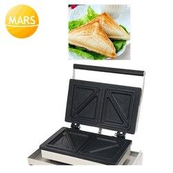 Electric Egg Sandwich Maker Mini Bread Grill Machine 110v 220v Breakfast Sandwich Press Toaster Mould Iron