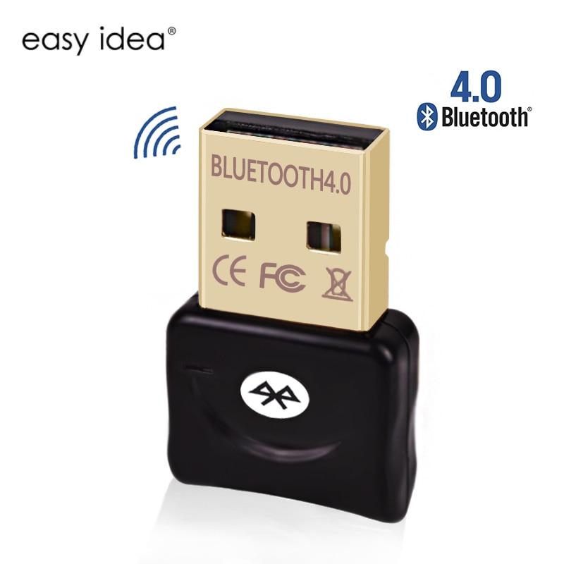 Mini Wireless USB Bluetooth Adapter V 4.0 Dual Mode Bluetooth Transmitter Bluetooth Computer Receiver For Win7 /8/XP