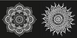 Image 4 - 2016 nowy Arrivel złagodzić stres dla dzieci dorosłych malowanie szkicownik 68 stron magia Mandala kolorowanka darmowa wysyłka