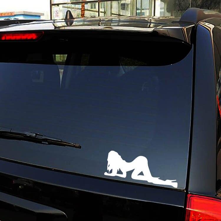 Aliauto Светоотражающие смешно автомобилей Чехлы для мангала секс девушка весь Средства ухода за кожей Стикеры/наклейка для Ford Focus 2 CHEVROLET KIA VW г...