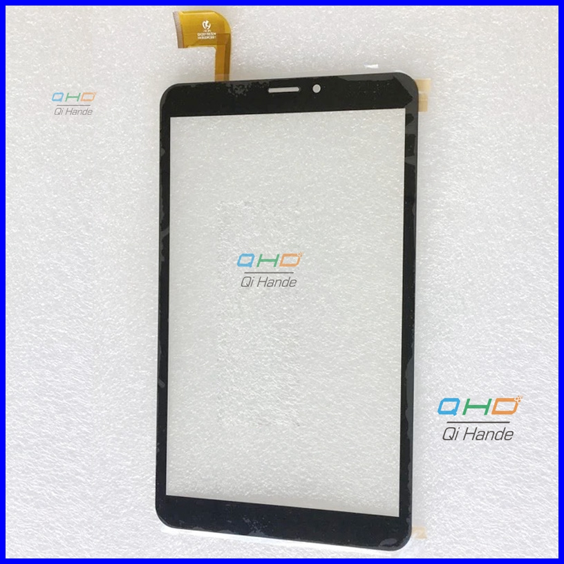 New 8'' inch Tablet Capacitive Touch Screen Replacement For Oysters T84NI 3G Digitizer External screen Sensor Free Shipping 10pcs lot free shipping 9 inch quad core tablet epworth w960 xn1352v1 dedicated touch screen capacitive screen external screen