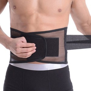 Image 2 - Medical Lower Back Brace Waist Belt Spine Support Pain Relief Breathable Lumbar Corset Orthopedic Back Support Post Corrector