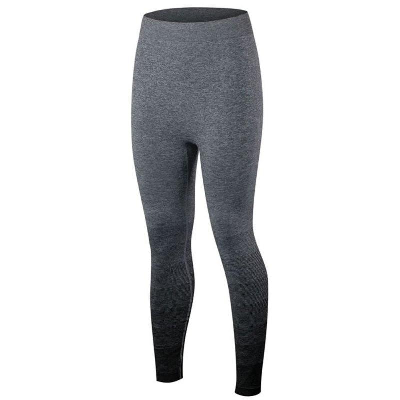 Prix pour Femmes Fitness Yoga Pantalon Stretch Gym Exécution Recadrée Leggings de Sport Sport Pantalon