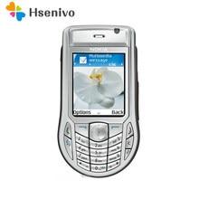 Nokia 6630 reformado-Original 6630 teléfono 2,1 'pulgadas GSM 3G Symbian 8,0 s teléfono móvil con un año de garantía envío gratuito