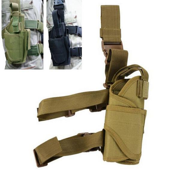 Equipamentos de montanhismo exército multifunction Bolsa de Perna À Prova D' Água Especial Utility Coxa Bolsa Nova Moda Bolsa de Perna Militar S25