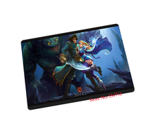 Dota 2 mouse pad Customized 2016 Cheapest game pad to mouse notebook computer mouse mat brand gaming mousepad gamer laptop jogos