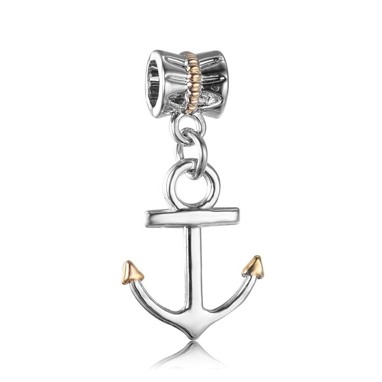 Pandora Anchors Dangle Charms
