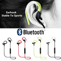 Earhook and in ear together stable when sports Wireless Bluetooth headphone earphone noise cancelling power display USB DC 5V