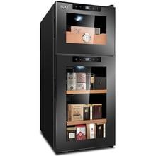 Tea cabinet refrigerator Cigar humidor moisturizing humidifying 59L Electric Storage Box FK-18C