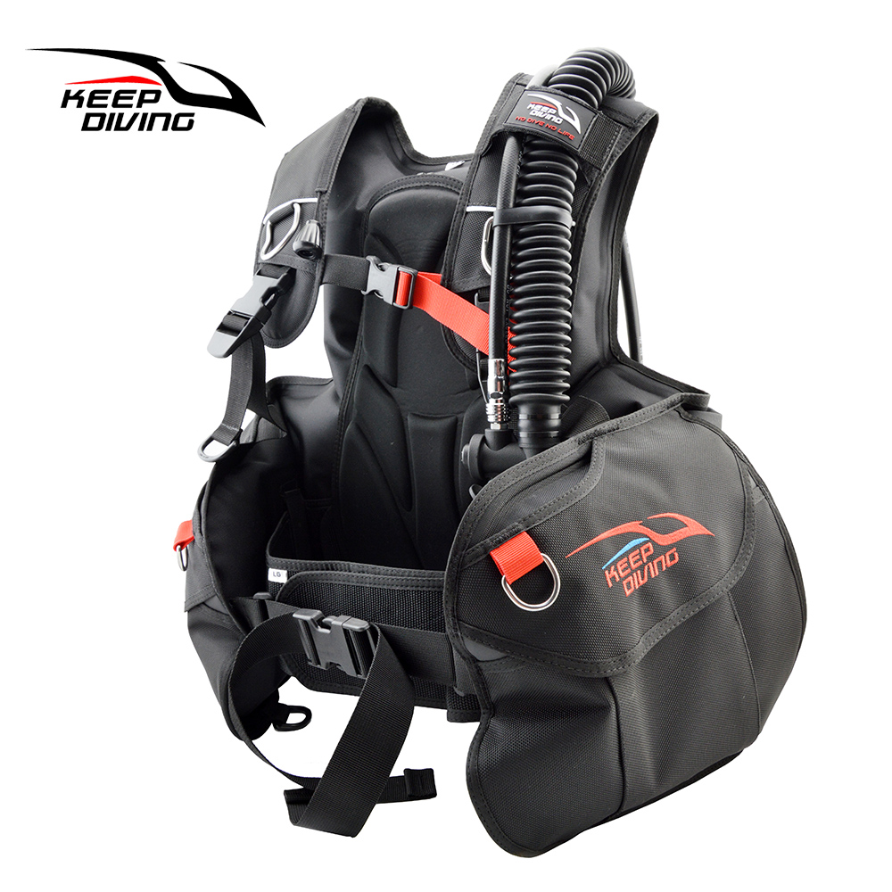 KEEP DIVING BCD Jacket Scuba Diving BC Vests F-light Diving Equipment diving equipment