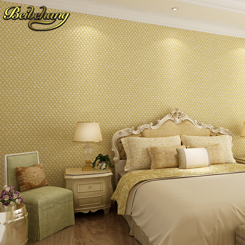 Beibehang papel de parede 3D réseau américain treillis papier peint pour murs 3 d salon chambre canapé tv fond papiers peints