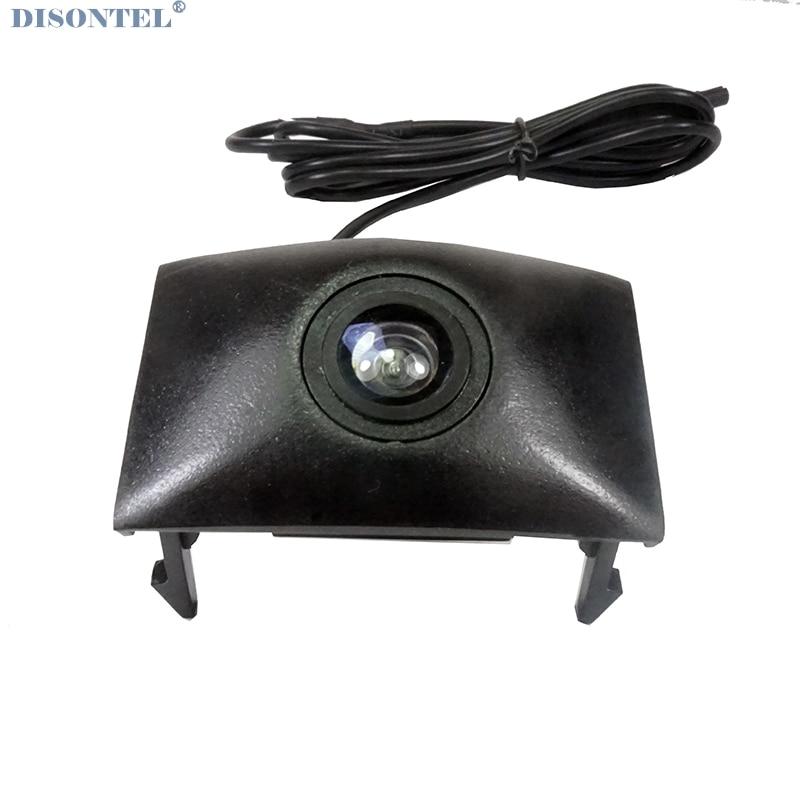 Night Vision Car Front View Camera Logo Embeded Camera For Audi Q7 2012 2013 520 TVL HD Waterproof Parking Camera