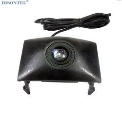 Noktowizyjna kamera samochodowa monitorująca strefę przednią Logo osadzona kamera dla Audi Q7 2012 2013 520 TVL HD wodoodporna kamera parkowania