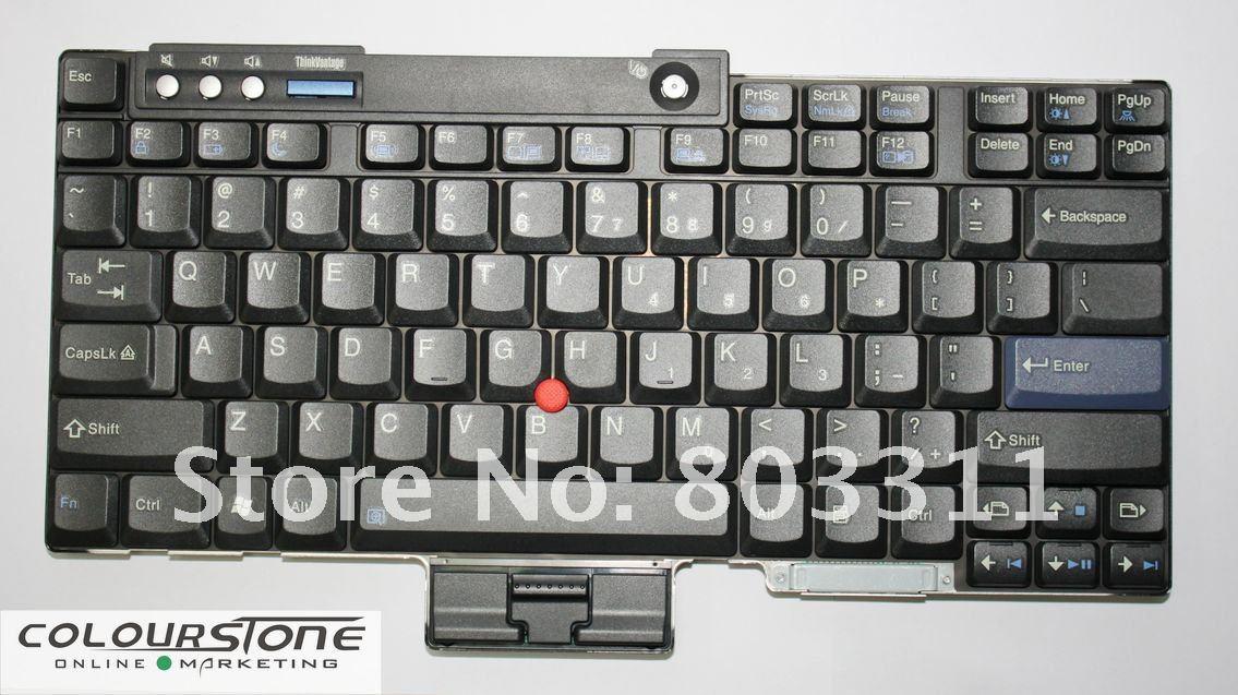 Фирменная Новинка клавиатура для IBM T60 T60P T61 T61P Z60T Z61T Z60M Z61M R400 R500 T400 T500 W500 W700 W700ds нам макет