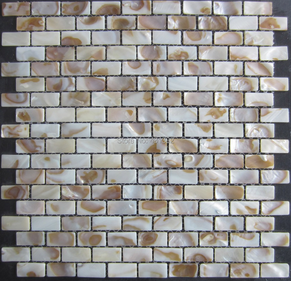 home improvement mother of pearl shell mosaic tiles cheap shell mosaics floor tiles - Mosaic Tiles