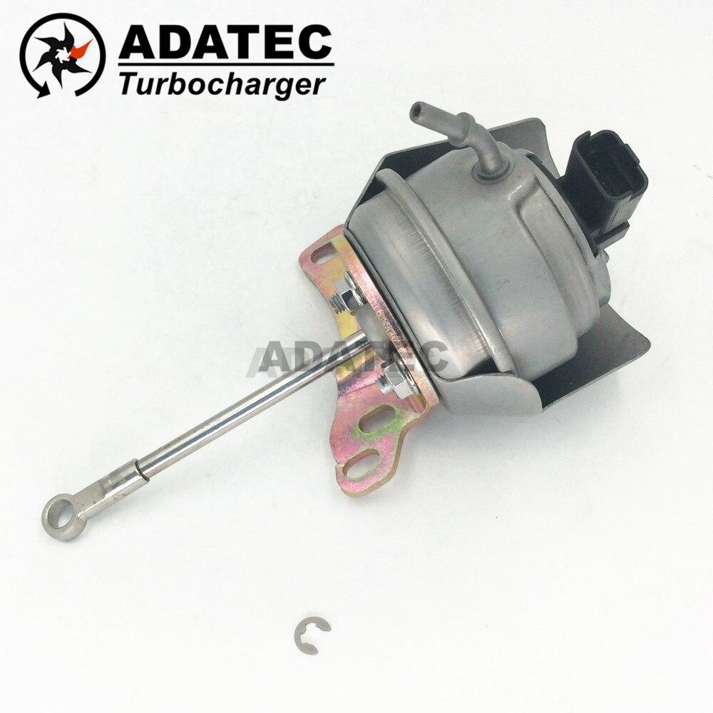 806291 Turbocompresseur Actionneur électronique wastegate 784011-0005 784011-5 784011-5005 s pour Citroen C4 Picasso 1.6 HDI 114HP 84KW