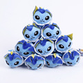Monster Go Vaporeon Plush Pendant Toys Soft Stuffed Animal Dolls 10pcs/lot 10cm
