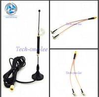 10dBi 4G Antenna SMA Plug 696 960MHz 1710 2690MHz Long Range RG174 3M SMA Female To