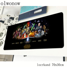 star wars mouse pad gamer Domineering 700x300x2mm notbook mouse mat gaming mousepad Professional pad mouse PC