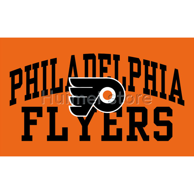 philadelphia flyers national ice hockey sports team 3ft x 5ft custom philadelphia flyer flag banner with