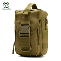 1000D Nylon Men Messenger Bags Molle Military Tactical Shoulder Bag Army Fanny Pack Outdoor Travel Sport Waist Pack