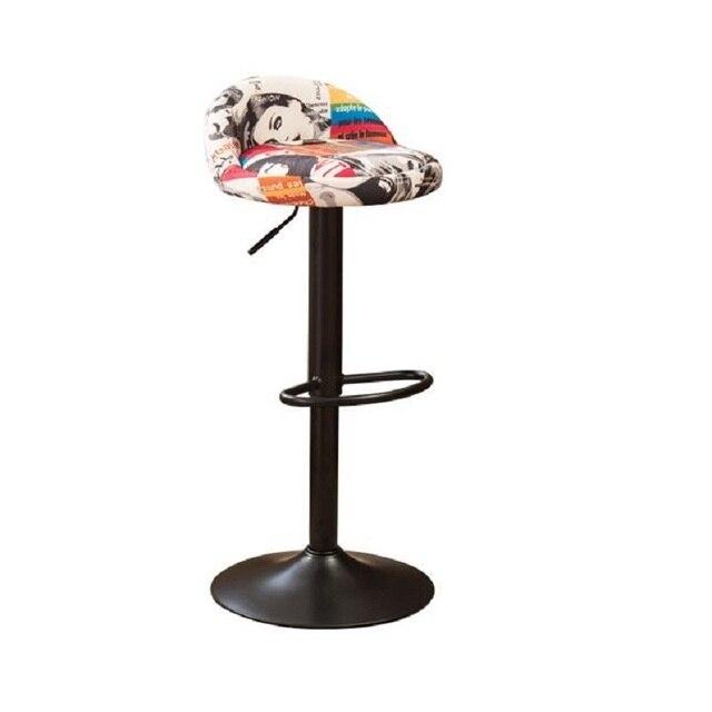 Stoelen Sandalyeler Para Sgabello Taburete La Barra Barstool Tabouret De Comptoir Cadeira Stool Modern Silla Bar Chair