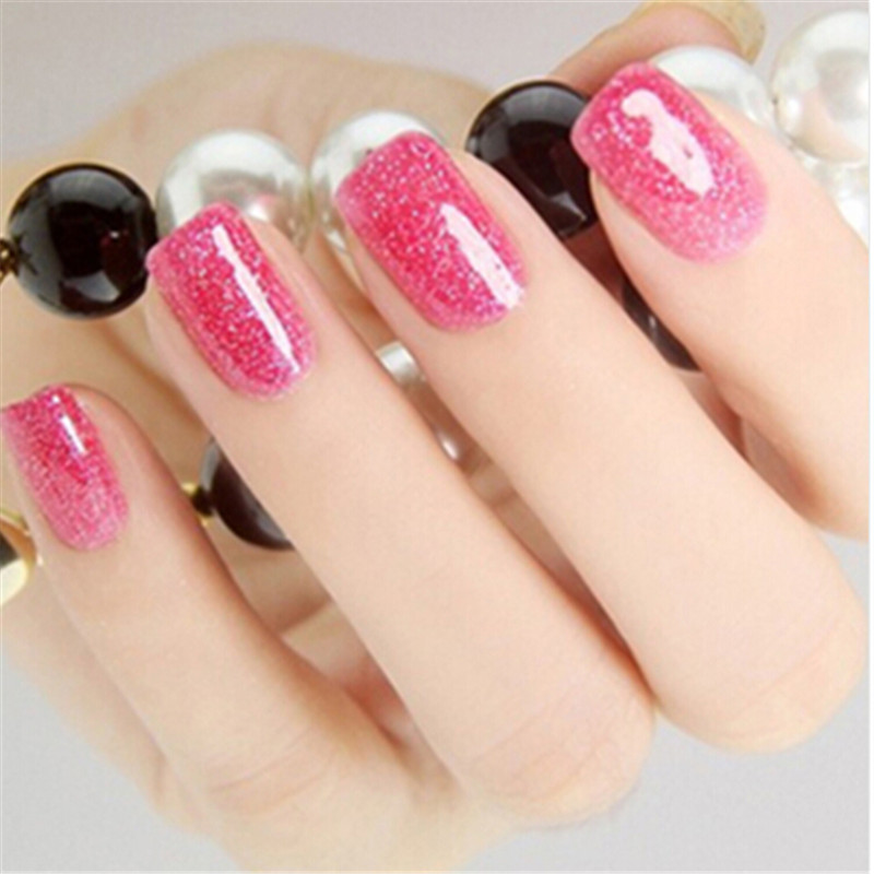 10pcs light change uv nail gel