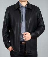 Hot Verkoop! gratis verzending nieuwe collectie ontwerp lederen jas voor mannen lederen jas hoge kwaliteit superb star stijl amerika kleding