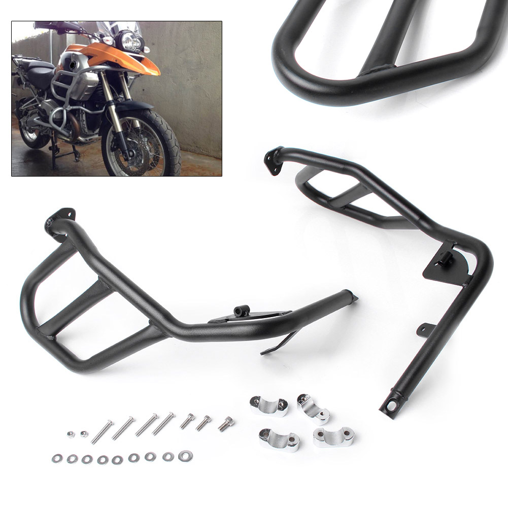 Motorcycle Engine Guard Front Upper Crash Bar Protector for BMW R1200GS 2004 2005 2006 2007 2008 2009 2010 2011 2012