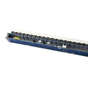 Image 5 - GHXAMP Amplificador de espectro de música LED, Multicolor, 20 segmentos, nivel 10 USB 5 12V, fuente de alimentación, función de reloj, acabado nuevo